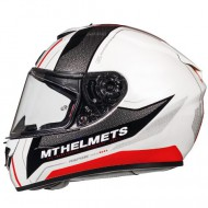 CASCO RAPIDE KID DUEL D1 GLOSS PEARL RED