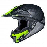 CASCO CROSS/ENDURO JUNIOR HJC CL-XY II ELLUSION MC5SF