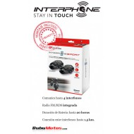 INTERCOMUNICADOR PACK DUO SPORT