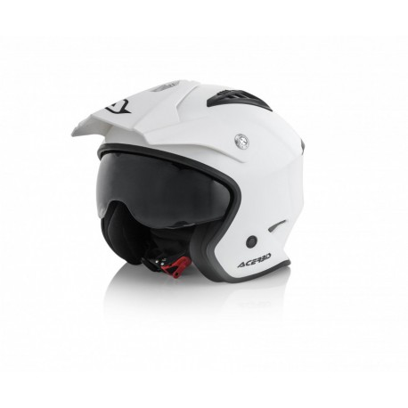 CASCO JET TRIAL ARIA BLANCO