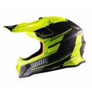 CASCO CROSS/ENDURO JUNIOR UNIK CX-20 FLUOR