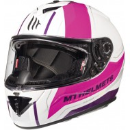 CASCO RAPIDE KID DUEL DUEL H9 GLOSS PEARL PINK