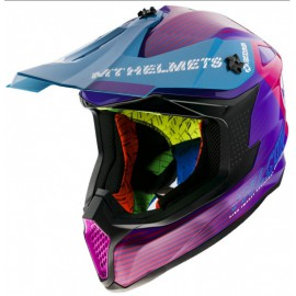 CASCO OFF ROAD FALCON SYSTEM B8 GLOSS PINK