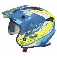 CASCO TRIAL UNIK CT-07 ARTIC CON GAFA SOLAR