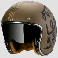 CASCO MT LE MANS 2 SV OUTLANDER MARRON