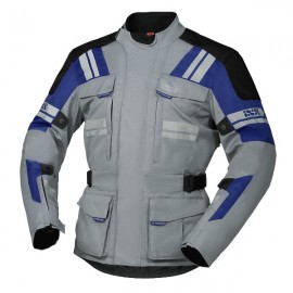 CHAQUETA IXS  BLADE-ST 2.0 TOUR JACKET GREY/BLUE/BLACK