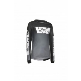 CAMISETA ACERBIS JUNIOR MX OUTRUN KID NEGRO