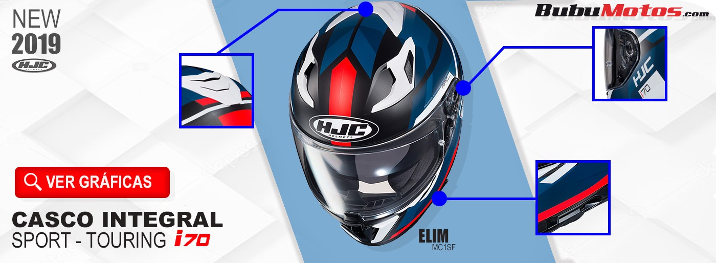 CASCO INTEGRAL HJC i70
